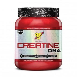 Creatine Monohydrate BSN Creatine DNA [210g] - Chrome Supplements and Accessories