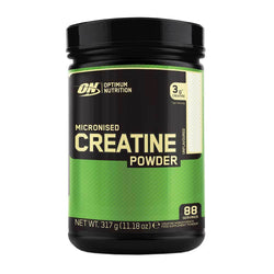 Creatine Monohydrate Optimum Nutrition Creatine Powder [310g] - Chrome Supplements and Accessories