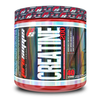 Creatine Monohydrate ProSupps Creatine 200 [200g] - Chrome Supplements and Accessories