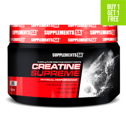 Creatine Monohydrate Supplements SA Creatine Supreme [100g]