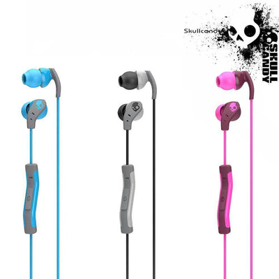 Earphones SkullCandy Method - Chrome Supplements and Accessories