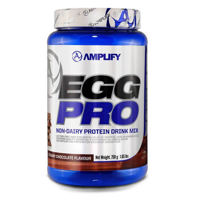 Egg Protein Amplify Egg Pro [750g] - Chrome Supplements and Accessories