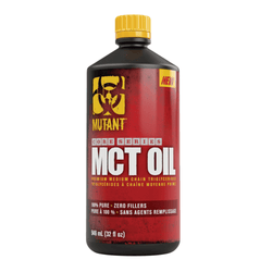 Essential Fatty Acids Mutant MCT Oil [945ml] - Chrome Supplements and Accessories