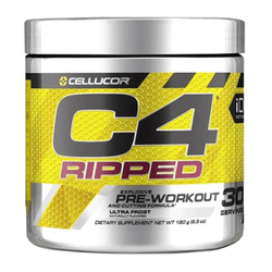 Fat-Burning Pre-Workout Cellucor C4 Ripped [180g]