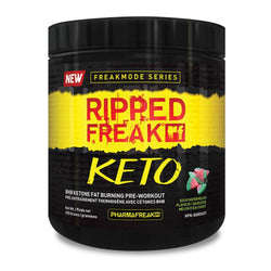 Fat-Burning Pre-Workout PharmaFreak Ripped Freak Keto [200g]