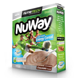 Food Nutritech Nuway - High Protein Cereal [500g] - Chrome Supplements and Accessories