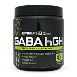 Gaba Supplements SA Gaba [150g] - Chrome Supplements and Accessories