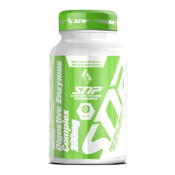General Health SNP Digestive Enzymes Complex 200mg [30 Caps] - Chrome Supplements and Accessories