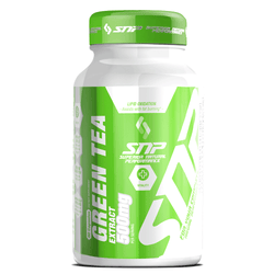 General Health SNP Green Tea Extract 500mg [60 Caps] - Chrome Supplements and Accessories
