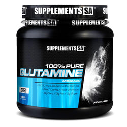 Glutamine Supplements SA L-Glutamine [500g]