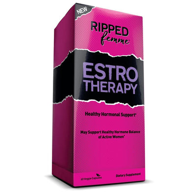 Hormone Support PharmaFreak Ripped Femme Estro Therapy [60 Caps] - Chrome Supplements and Accessories