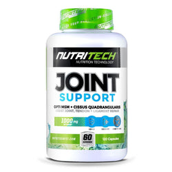 Joint Health Nutritech Joint Support [120 Caps] - Chrome Supplements and Accessories