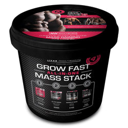 Mass Gainer Muscle Wellness Grow Fast Mass Stack