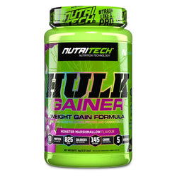 Mass Gainer Nutritech Hulk Gainer [1kg]