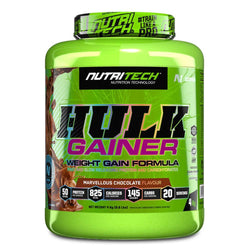 Mass Gainer Nutritech Hulk Gainer [4kg]