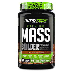 Mass Gainer Nutritech Premium Mass Builder [1.5kg]