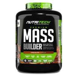 Mass Gainer Nutritech Premium Mass Builder [5kg]