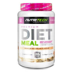 Meal Replacement Nutritech Premium Diet Meal For Her [1kg] - Chrome Supplements and Accessories