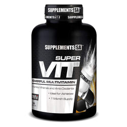 Multivitamin Supplements SA Supervit [150 Caps]