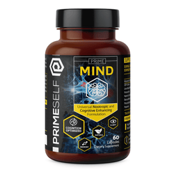 Nootropic Prime Self Prime Mind [60 Caps] - Chrome Supplements and Accessories