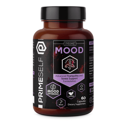 Nootropic Prime Self Prime Mood [60 Caps] - Chrome Supplements and Accessories