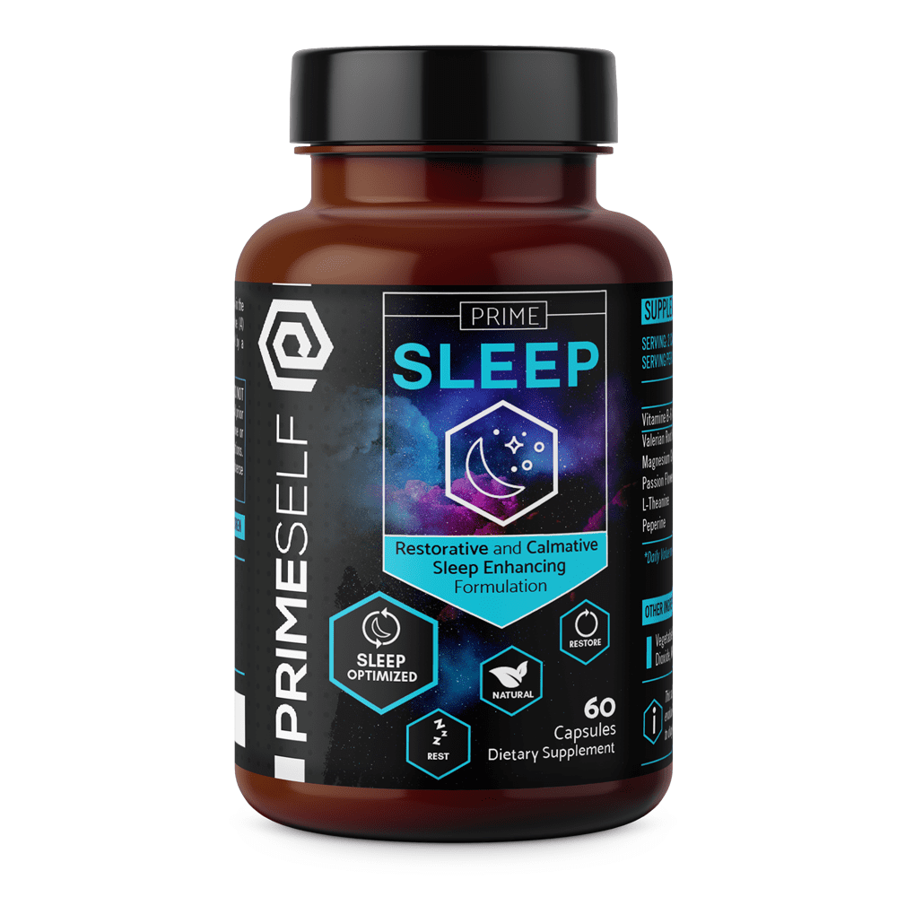 181811afe Prime Self Prime Sleep  60 Caps  - Chrome Supplements and Accessories