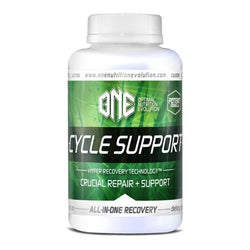 Organ Support ONE Cycle Support [120 Caps] - Chrome Supplements and Accessories