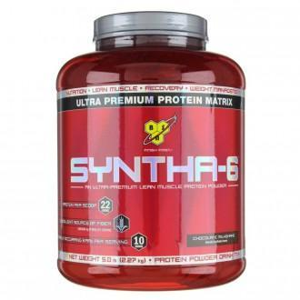 Protein Blend BSN Syntha 6 [2.2kg] - Chrome Supplements and Accessories