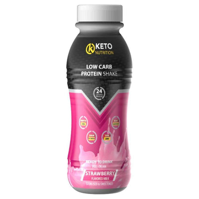 Protein Shake Keto Nutrition Protein Shake RTD [300ml] - Chrome Supplements and Accessories