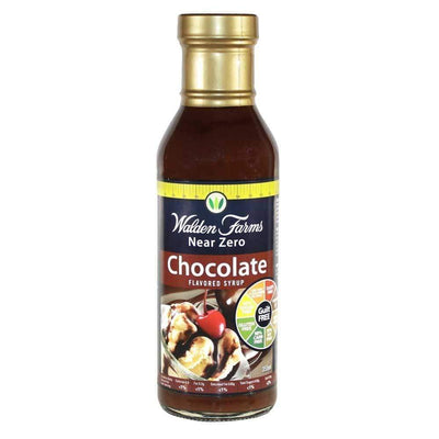 Sauce Walden Farms Chocolate Syrup [340g] - Chrome Supplements and Accessories