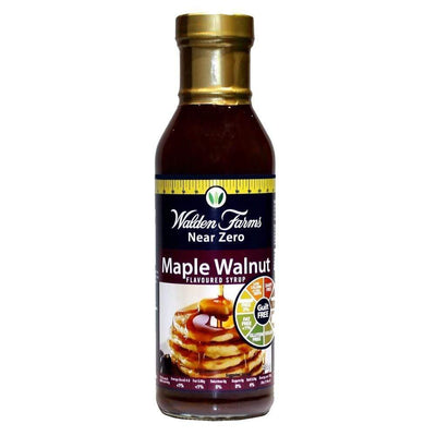 Sauce Walden Farms Maple Walnut Syrup [350ml] - Chrome Supplements and Accessories