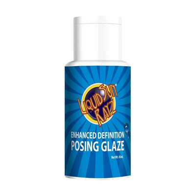Self Tan Liquid Sun Rayz Enhanced Definition Posing Glaze [45ml] - Chrome Supplements and Accessories