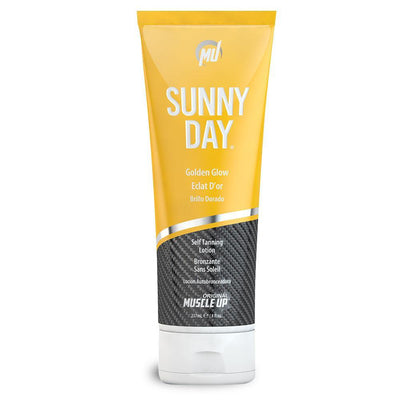 Self Tan Pro Tan Sunny Day [237ml] - Chrome Supplements and Accessories