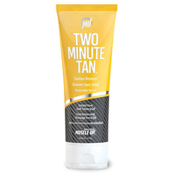 Self Tan Pro Tan Two Minute Tan [237ml] - Chrome Supplements and Accessories