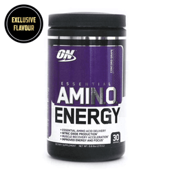Stimulant Based Amino Optimum Nutrition Essential Amino Energy [270g] - Chrome Supplements and Accessories