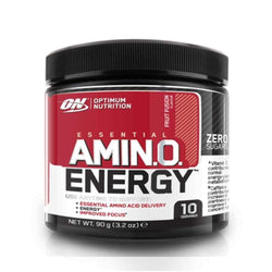 Stimulant Based Amino Optimum Nutrition Essential Amino Energy [90g] - Chrome Supplements and Accessories