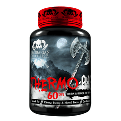 Stimulant Based Fat Burner Barbarian Nutrition Thermo Axe [60 Caps]