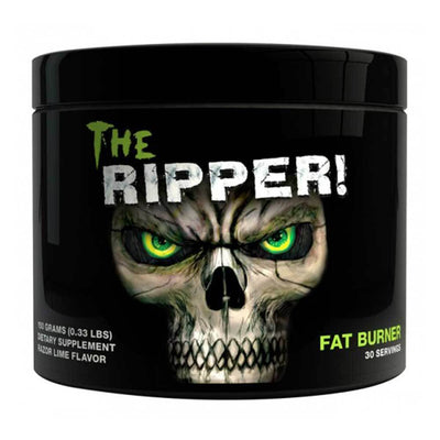 Stimulant Based Fat Burner Cobra Labs The Ripper [150g] - Chrome Supplements and Accessories