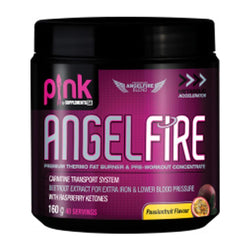 Stimulant Based Fat Burner Supplements SA Angel Fire [160g] - Chrome Supplements and Accessories