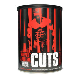 Stimulant Based Fat Burner Universal Animal Cuts [42 Packs] - Chrome Supplements and Accessories