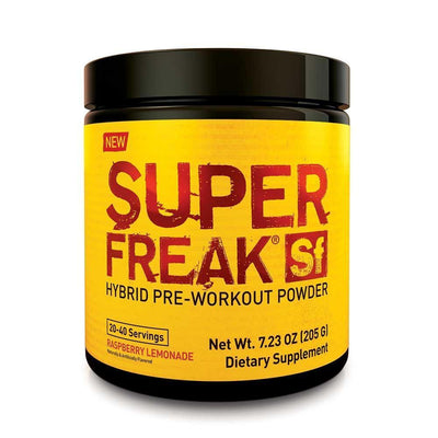 Stimulant Based Pre-Workout PharmaFreak Super Freak [200g] - Chrome Supplements and Accessories
