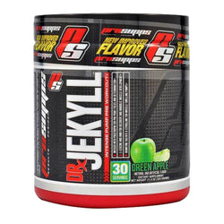 Stimulant Based Pre-Workout ProSupps Dr Jekyll [310g] - Chrome Supplements and Accessories
