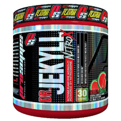 Stimulant Based Pre-Workout ProSupps Dr Jekyll NitroX [290g] - Chrome Supplements and Accessories