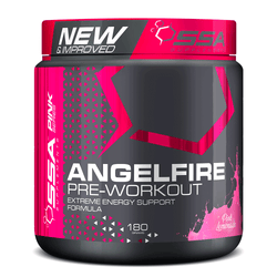 Stimulant Based Pre-Workout SSA AngelFire [180g]