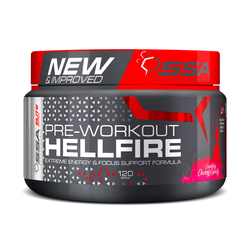 Stimulant Based Pre Workout SSA HellFire [120g]