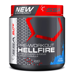Stimulant Based Pre Workout SSA HellFire [240g]
