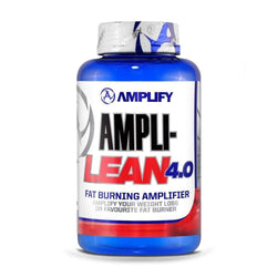 Stimulant Free Fat Burner Amplify Ampli-Lean 4.0 [60 Caps] - Chrome Supplements and Accessories