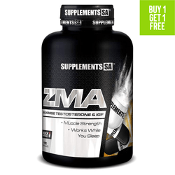 Testosterone Booster Supplements SA ZMA [100 Caps]