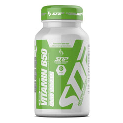 Vitamin B SNP Vitamin B50 Slow Release [60 Tabs] - Chrome Supplements and Accessories