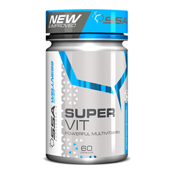 Vitamins & Minerals SSA SuperVit [60 Caps] - Chrome Supplements and Accessories